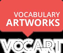 Vocart logo
